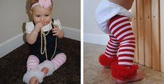 Baby and Kid Leg Warmers Only $4.50 {reg. $10}
