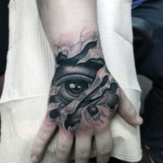 Ten Unconventional Knowledge About Wrist Eye Tattoo That You Cant Learn From Books Hand Tattoos For Guys, Finger Tattoos, Eye Tattoos, Small Tattoos With Meaning, Tattoos For Women Small, Arm Tattoo, Sleeve Tattoos, All Seeing Eye Tattoo, Persian Tattoo