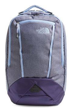 This cute and handy backpack is perfect for holding the essentials while traveling. A variety of pockets even make it easy to access the laptop and passport while going through security checkpoints.