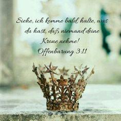Offenbarung 3:11 #bibel