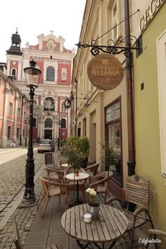 Weranda Cafe, Poznan, Poland - A Foodie's Guide to Eating in Poland | Traditional Polish Cuisine | What to Eat in Poland | Where to Eat in Poland | Traditional Polish Meal | Top Places to Eat in Poland | Best Meals in Poland | Poland Food Guide | Street Food in Poland | #Pierogi #Poland #PolishFood #PolishCuisine #Foodie - California Globetrotter Poland Travel Honeymoon Backpack Backpacking Vacation Europe Budget Bucket List Wanderlust #travel #honeymoon #vacation #backpacking #budgettravel
