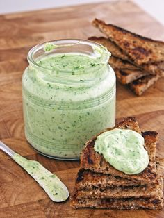 Chef Jennifer Iserloh's Recipe for Kale-onaise --> http://www.hgtvgardens.com/kale/kale-mayonnaise-recipe?soc=pinterest