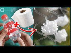 Coke Bottle and Toilet Paper Flower - YouTube