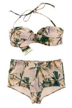 Palms bikini