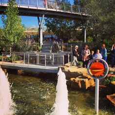 fountains at rory meyers children's adventure garden at the #dallasarboretum. a great afternoon destination for families. #fun #familyfun #dallas #fountainsdallas