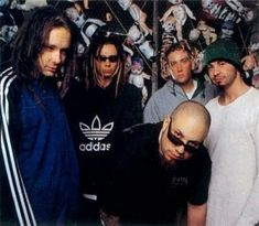 Metal Bands, Rock Bands, Korn, Brian Head, Limp Bizkit, Jonathan Davis, Hold Me Tight, Nu Metal, Slipknot