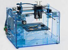 Impressora 3D colorida - Imprima e saia usando!!!