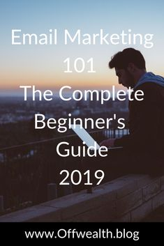 Full article on email marketing The complete beginner's guide. Read it now! Online Income, Earn Money Online, Make Money Blogging, Online Jobs, Way To Make Money, Sell Your Business, Online Business, Social Marketing, Affiliate Marketing