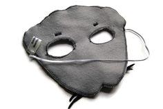 Weasel Mask Ferret Mask Woodland Animal Mask door fAverittecreations