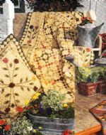 Sister's choice - like the gold spacer creating a border out of ... : quilt retreats washington state - Adamdwight.com