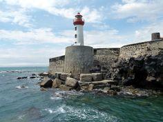À visiter en pays d'Agde : Le fort Brescou