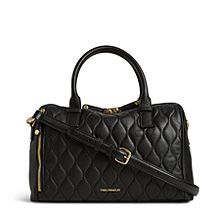 Quilted Marlo Satchel