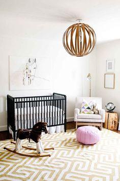 Babyzimmer im navy style rot wei und marineblau - Babyzimmer deko set ...