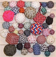 Knottool.com - Turkshead's and Globe Knots