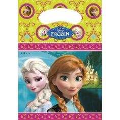 Disney Frozen Party Bags - Full Range now back in stock!