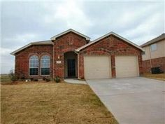 $20,000 plus equity in this 2006 built home! Home needs interior paint,new carpet & a dishwasher.Fantasic Prosper ISD with elementary school within walking distance.Great community with community pool.This home has large kitchen open to the family room with 42 inch high cabinets.Nice size covered patio.The second living area is between the secondary bedrooms offering many options.Oversized master suite making this a truly wonderful floor plan.|strip_tags
