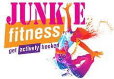 Junkie Fitness Mobile Logo