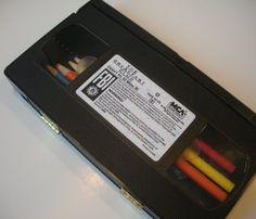 VHS Pencil Case