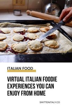 Italian Cooking schools and Coronavirus. Interested in experiencing some Italian food, wine & culture at home? I've created a list that I think you'll love. Click through to read our guide of chefs & food professionals who are sharing virtual food & wine events or experiences straight from Italy to your digital devices.