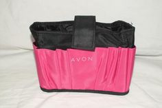 Buy Pink and Black Handbag Organiser Avon for R35.00