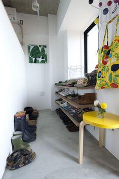 《リノベのトレンドvol.9》靴収納はオープンでいいんです|リノベりす