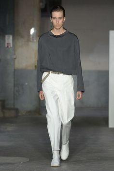 Lemaire, Spring-Summer 2018, Paris, Menswear