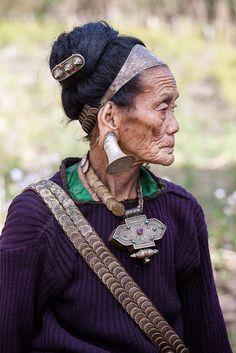 Arunachal Pradesh : Hayuliang, Digaro Mishmi #6 | Flickr - Photo Sharing!