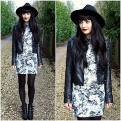 Get this look: http://lb.nu/look/5771701  More looks by Kayleigh B: http://lb.nu/oneinamillionx  Items in this look:  Choies Dress