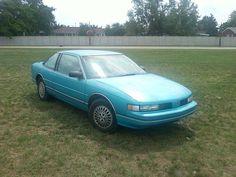 Oldsmobile Cutlass Supreme coupe 5gen. 1990