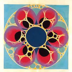 Fred Tomaselli, Harry Smith and Philip Taaffe