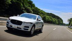 ジャガー「F-Pace」国内試乗 Jaguar