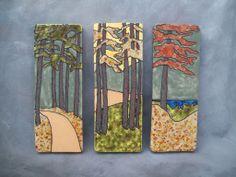 Beautiful Northern Michigan Landscapes @ Bechler Pottery.com, Michigan Ceramic Artists.