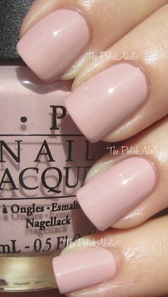 My Very First Knockwurst-OPI Fall 2012 Germany Collection