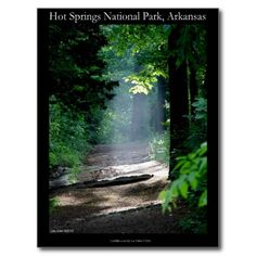 #HotSprings #NationalParks Dead Chief #Trail #Postcard #Hiking