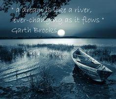 garth brooks - the river