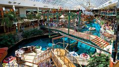 Spend a weekend in West Edmonton Mall, Canada Riding Mountain National Park, Shopping Malls, Travel Memories, Alberta Canada, Shopping Center, Vacation Spots, Places To See, 3 D, Beautiful Places