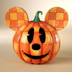 1000 images about pumpkins on pinterest painted for How to paint a mickey mouse pumpkin