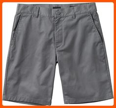 RVCA Men's Week-End Stretch Short, Smoke, 31 - For all the skaters (*Amazon Partner-Link)