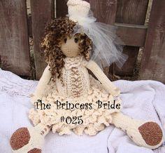 The Princess Bride #025 knit doll