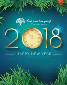 #OVLG Wishes Happy New Year 2018 to all it's Clients, Friends and Followers. Stay Well & Live a Debt Free Life :) #happynewyear #newyear