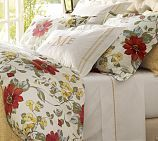 Pottery Barn organic bedding