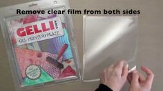Award Winning Gelli® Printing Plates in Action!