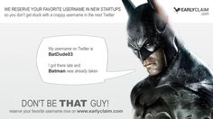 "The ""BatDude"" effect :)"