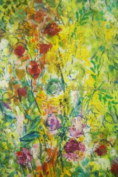 marc chagall flower paintings - Google Search