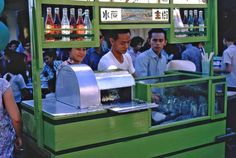 Old Saigon Picture of the Day: Nước Mía | Saigoneer