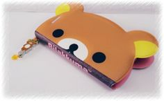 My rilakkuma phone casing... love it so much