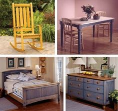 Country Furniture Building Plans at WOOD Magazine's WOODStore.com