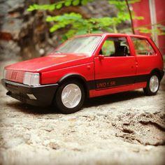 #carros, #cars, #miniatura, #minicarros, #instagood, #colection, #colecao, #coleciones, #Uno, #Fiat, #photos