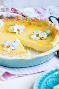 Baker Shop, Pecan Pie Cheesecake, Sweets Cake, Sweet Tarts, Spring Recipes, No Bake Cake, Food Inspiration, Panna Cotta, Pudding
