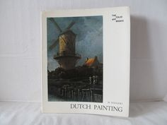 DUTCH PAINTING BOOK by CellarDeals on Etsy